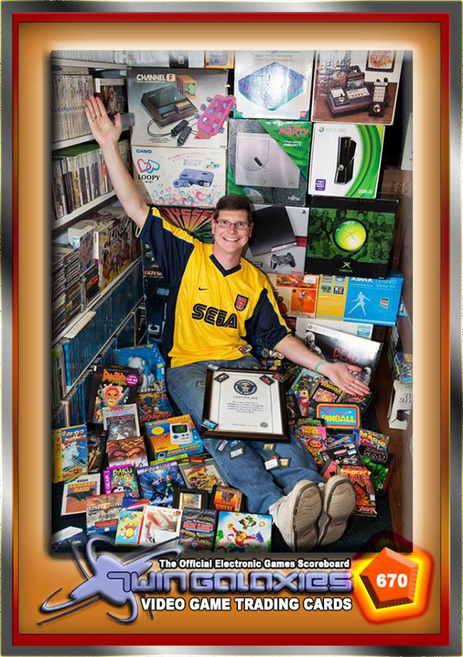 good deal games worlds largest video game collection recognized by the guinness book of world records