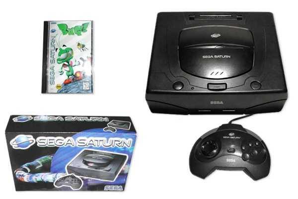 Sega saturn classic games historia do sega saturn - Sega saturn virtual console ...