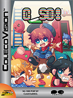 Good Deal Games' Homebrew Heaven - Colecovision Videogames